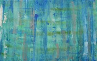 Carlos E. Porras M. - Rocio Acrylic on Canvas, Paintings