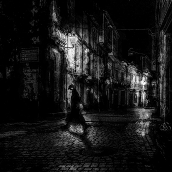 Gustavo Gus - The Night Photograph on Hahnemühle Paper, Photography