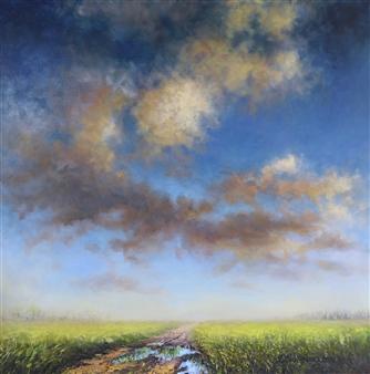 Deana Evstefeeva - Rebirth Oil on Linen, Paintings