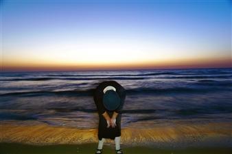 Yinon Shamshins - Spiritual Uplifting Photograph on Fine Art Paper, Photography
