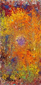 Jodi DeCrenza - Indian Summer Acrylic on Canvas, Paintings