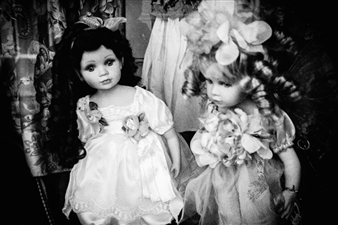 Steven Anggrek - Dolls Photograph on Fine Art Paper, Photography