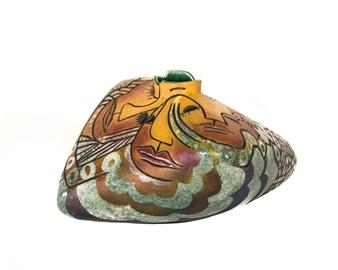 Nora Pineda - Sunday Morning Ceramic, Sculpture
