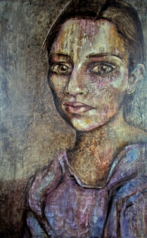 Clara de Bobes - Fatimi Oil on Canvas, Paintings
