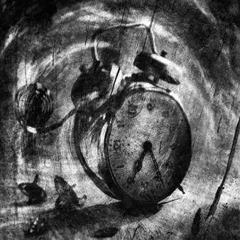 Benny De Grove - Broken Time Photograph on Hahnemühle Paper, Photography