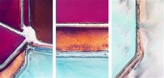 Shajeel Rehman - Destination on the Open Sky_03 Oil on Canvas, Paintings