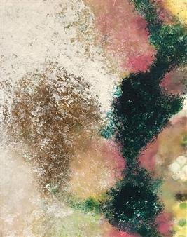 Mona Taqi - Spirit Acrylic on Canvas, Paintings