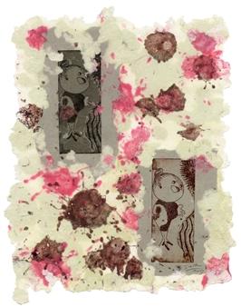 Satoco Yamamoto - Hold On Paper Making, Etching, Prints