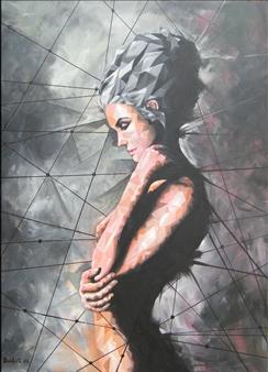 Don Kosta - Dream Acrylic on Canvas, Paintings