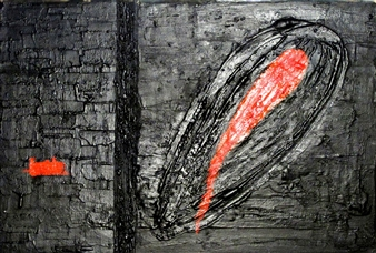 Alexey SAVART - Brachma Volumetric Copyright Technique, Paintings