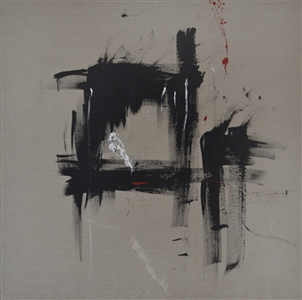 Bex Wilkinson - Hope Acrylic on Canvas, Paintings