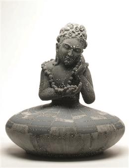Susan Kadish - 6051 Stoneware, Sculpture