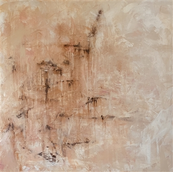 Kate Robinson - New Morning Acrylic on Canvas, Paintings