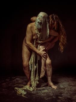 Joel Bardeau - Dancing with Dante 3 Photograph on Fine Art Paper, Photography
