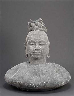 Susan Kadish - 8130 Stoneware, Sculpture