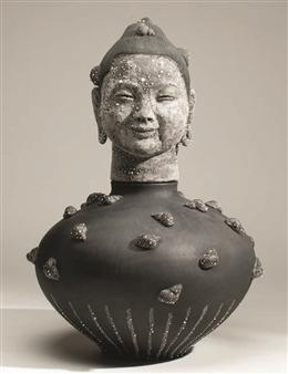 Susan Kadish - 7019 Stoneware, Sculpture