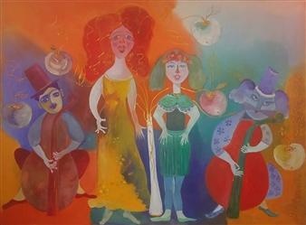 Irina Mauler - 12 Giclee, Prints