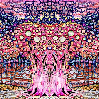 PJ Riley - FOREST KINGS: The Third Eye Giclee Print on Paper, Prints