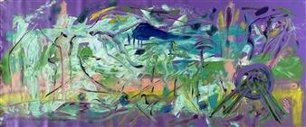 Carlos E. Porras M. - Recuerdo Acrylic on Canvas, Paintings