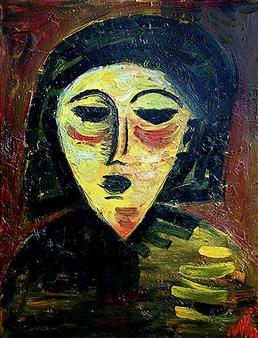 Iva Milanova - After Oil on Canvas, Paintings