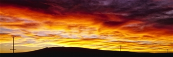 Donald Woodman - NM Sunset 005 Photograph on Fine Art Paper, Photography