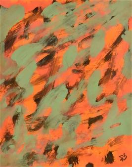Sylvain Boisjoly - Savane Gouche on Paper, Paintings
