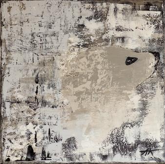 Nelya-Naki - Hope Oil on Canvas, Paintings