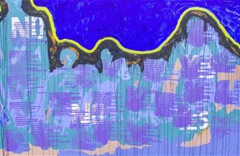 Doofan Kwaghhool - Constant Acrylic on Canvas, Paintings