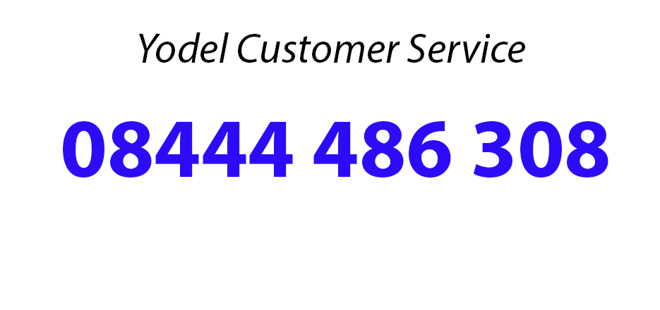 Contact phone number for yodel through the yodel Customer Service Number On 0844 486 308