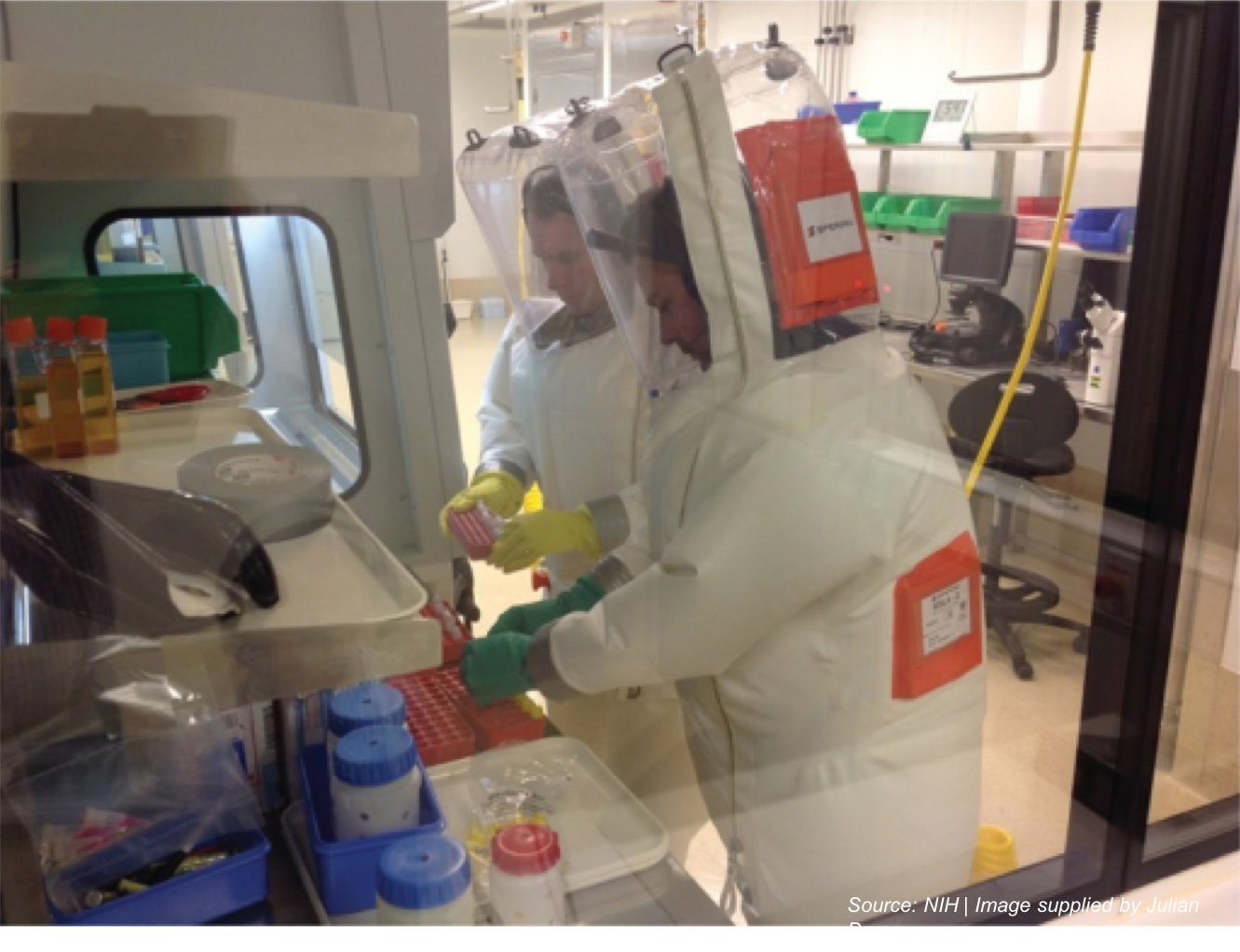 As Ebola Research Comes to Boston, Scientists Weigh Risks