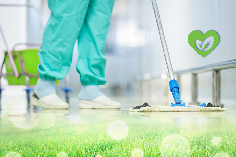 For Hospitals, <q>Going Green</q> Is an Infection Prevention Issue