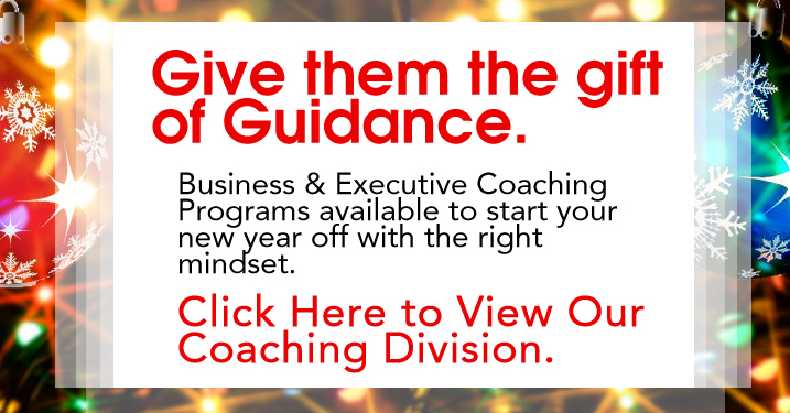 An executive or leadership development coach from Contagious Companies