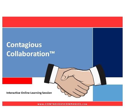 Contagious Collaboration