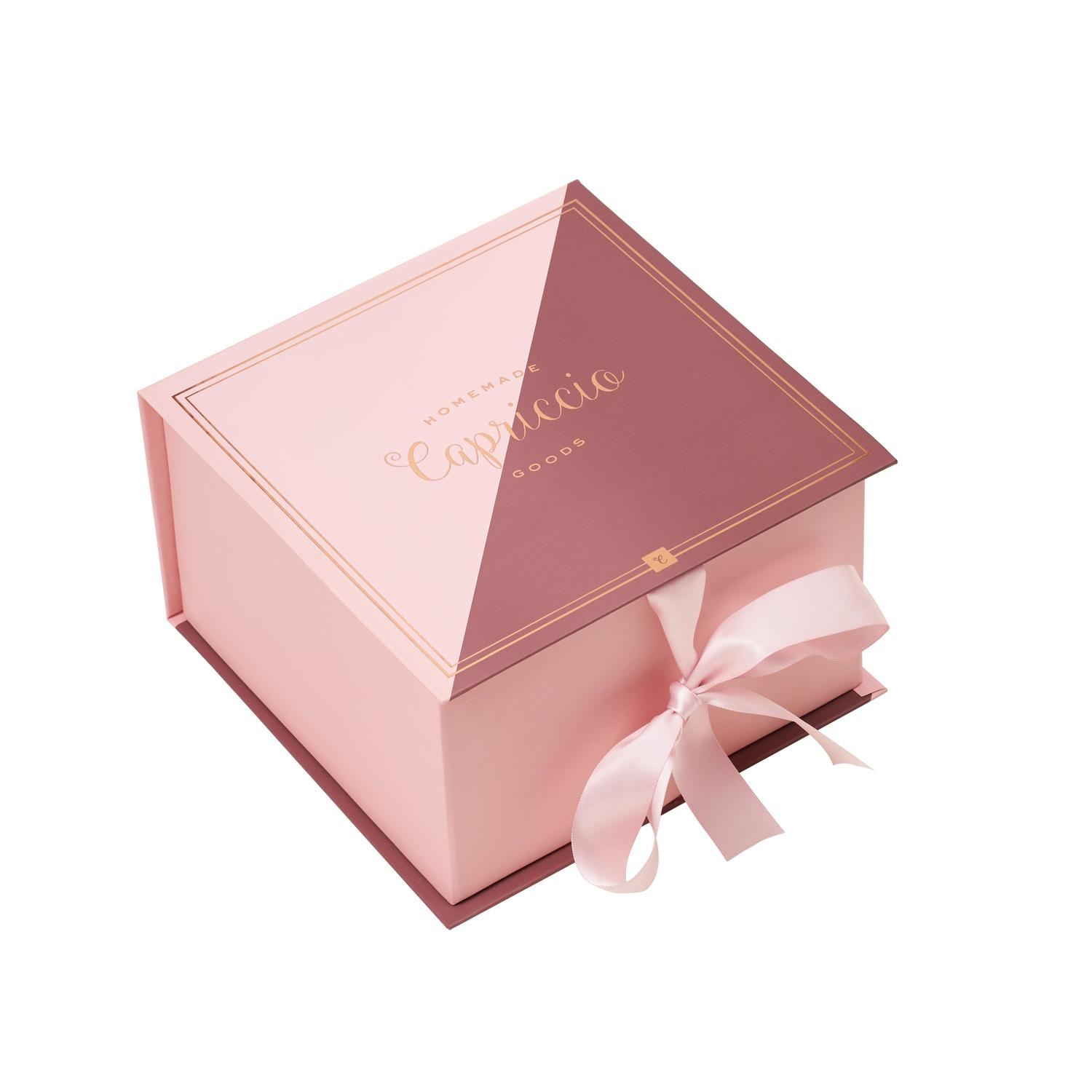 CAJA CHICA BABY PINK