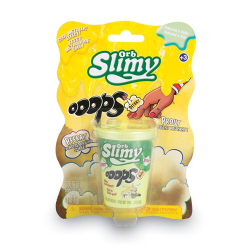 Slimy amarillo metalico