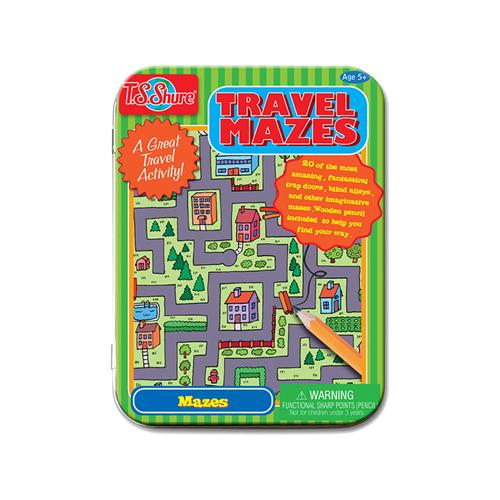 Travel Mazes