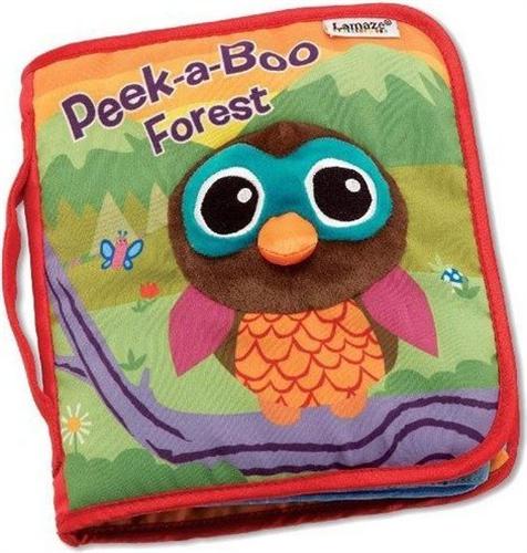 PEEK-A-BOO FOREST BOOK