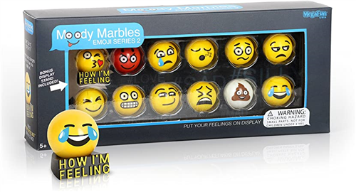 MOODY MARBLES 12 PZ S2