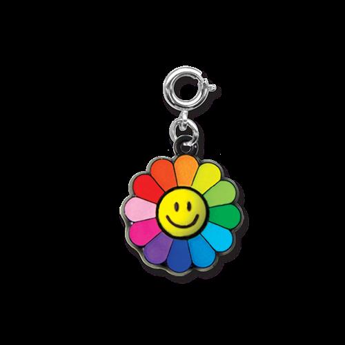 Flower Smile Charm