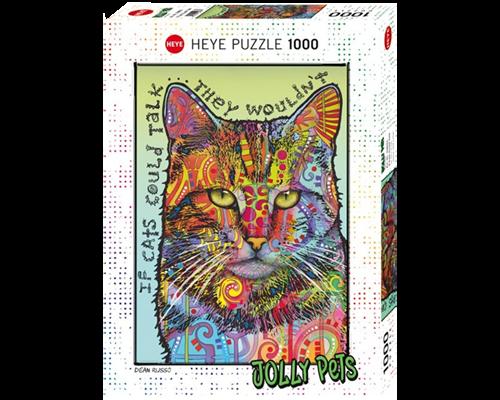 HEYE PUZZLE 1000 JOLLY PETS