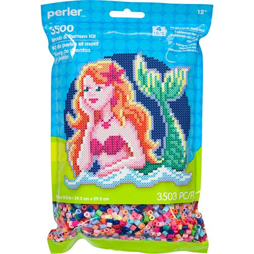 Pattern Bag Mermaid