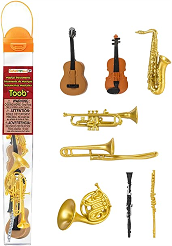 MUSICAL INSTRUMENTS TOOB 685404