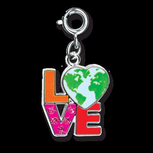 Love Earth Charm