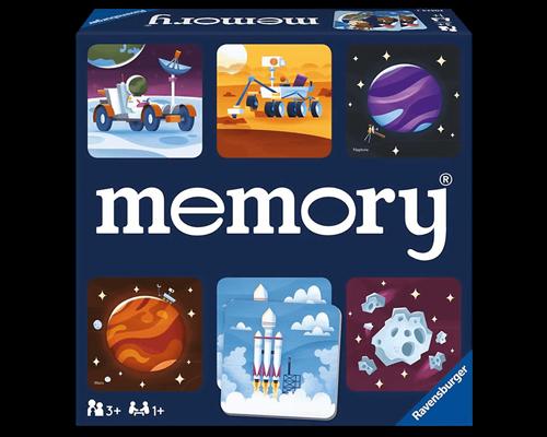 MEMORY EL ESPACIO