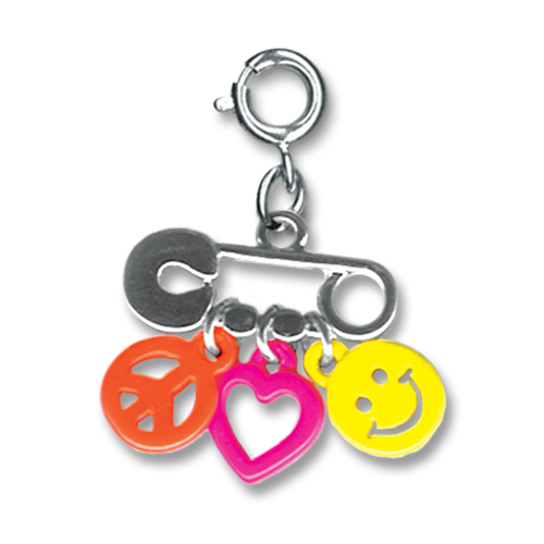 Safety Pin Charm