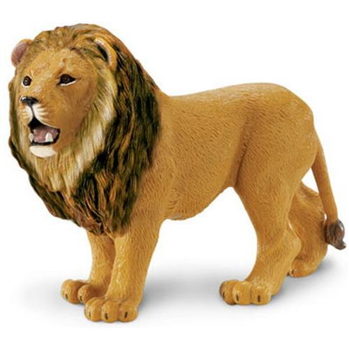 SAFARI W.S. WILDLIFE-LION 290229