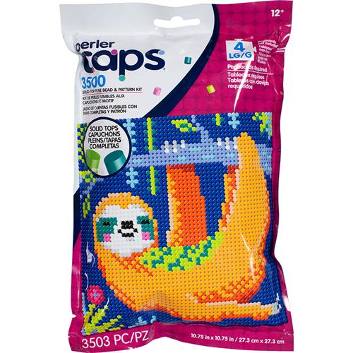 Caps Pattern Bag Sloth
