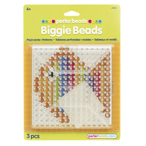 Big Bead 2 Clear PegBoards