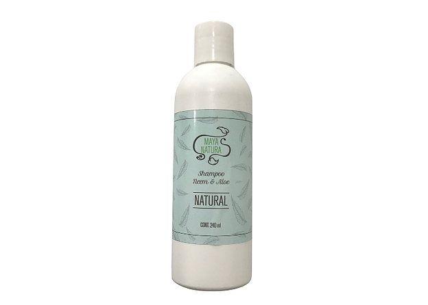 Shampoo base Aloe Vera y Neem