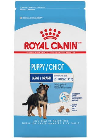 Royal Canin Puppy Large Brand